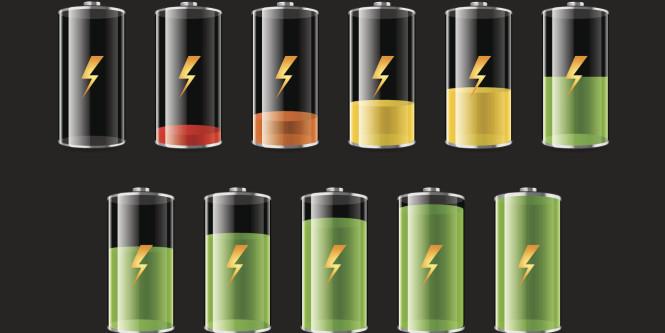 akkumulátor töltési ciklus