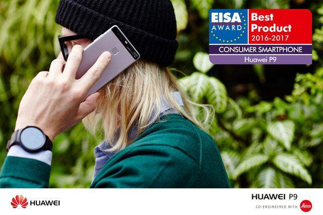 EISA_Award_Huawei P9