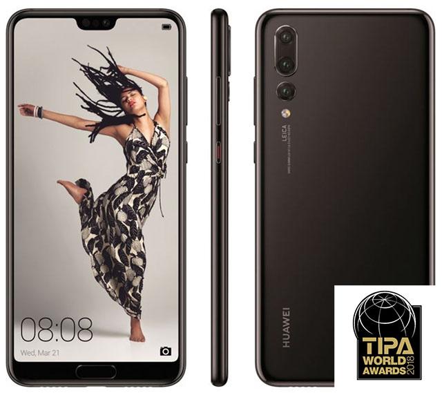 Huawei P20 Pro - TIPA Awards